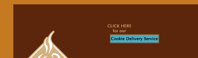 Cookie delivery service